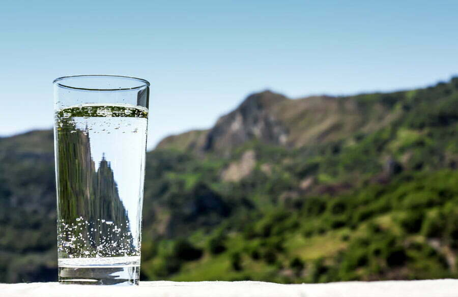 Drink-spring-water-at-home