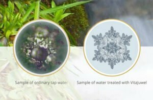 Vitajuwel water with Emoto Protocol