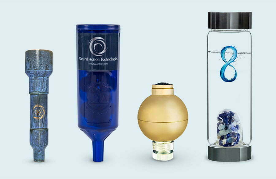What is the best structured water device