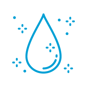 Access to hydration icon
