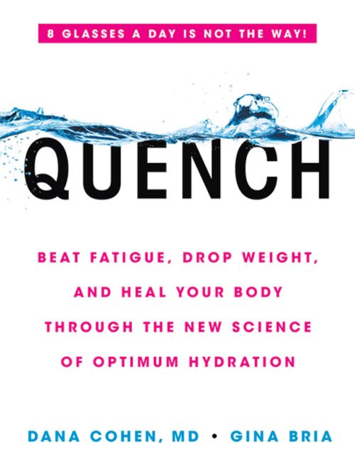 Book Quench By Gina Bria