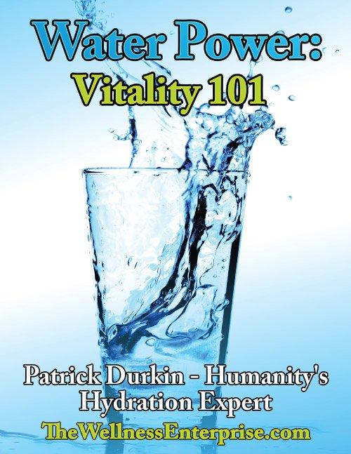 Water Power Vitaity