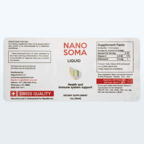 Nano Soma Label