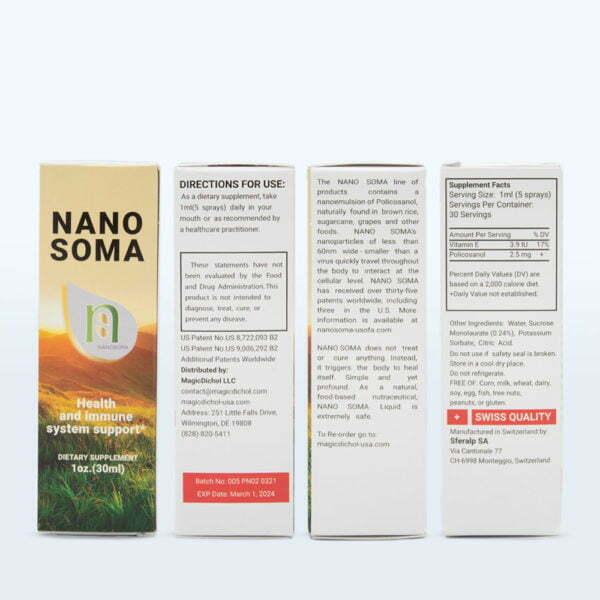 What is Nano Soma
