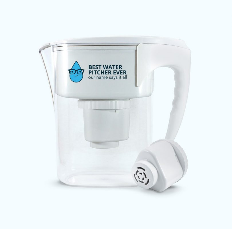 Best Water Pitcher Ever and Radiological filter